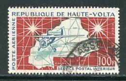 HAUTE VOLTA- P.A Y&T N°1- Oblitéré - Haute-Volta (1958-1984)