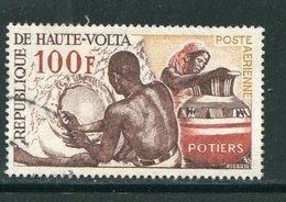 HAUTE VOLTA- P.A Y&T N°58- Oblitéré - Haute-Volta (1958-1984)