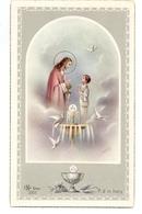 Devotie - Devotion - Communie Communion - Jozef Dendooven - Lapscheure 1954 - Communion