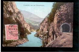 BOSNIA Limdefile Bei Der Drinabrücke  Ca 1925 OLD POSTCARD - Bosnia And Herzegovina