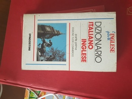 DIZIONARIO ITALIANO INGLESE - Libri, Riviste, Fumetti