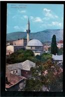BOSNIA Mostar Karadzibeg Moschee Ca 1920 OLD POSTCARD - Bosnia And Herzegovina