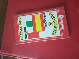 DIZIONARIO SPAGNOLO ITALIANO - Libri, Riviste, Fumetti