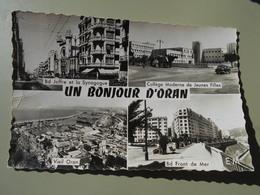ALGERIE UN BONJOUR D'ORAN - Oran