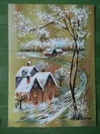 Kov 8-112 - NEW YEAR, BONNE ANNEE, Nature, - New Year