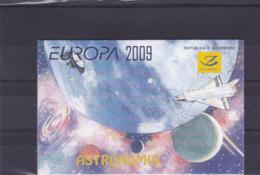Albanie - Albania - 2009 - Europa Cept - Carnet C 3007 - Europa-CEPT