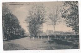 Carte Postale Champcevrais Vue Générale - Francia