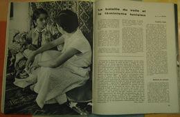 """[ MAGHREB ] La Bataille Du Voile Et Le Féminisme Tunisien, In """"Vivante Afrique"""" Sept. 1960 - RARE Et Surprenant ! - Histoire"""