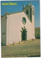 Monchique - Igreja Matriz - (Algarve - Portugal) - Faro