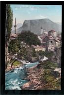 BOSNIA Mostar Radobolja Wasserfälle  Ca 1920 OLD POSTCARD - Bosnia And Herzegovina