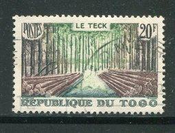 TOGO- Y&T N°289- Oblitéré - Togo (1960-...)