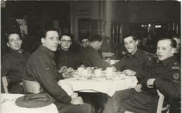 ABL Soldats Belges Forces Libres Grande -Bretagne Angleterre Irlande 2ème G.M. Format C.P. - 1939-45