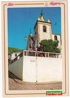 Alte - (Algarve - Portugal) - Faro