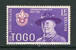 TOGO- Y&T N°335- Oblitéré - Togo (1960-...)