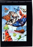 Blocs & Feuillets N° F4498 **--Nature De France --Papillons--2010-- Timbres N° 4498 à 4501 - Sheetlets