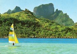 Bora Bora....hotel Mararano.294  Edit Erwin - French Polynesia