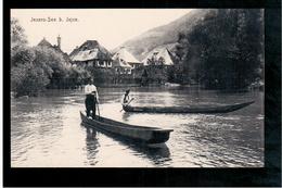 BOSNIA Jezero- See Bei Jajce Ca 1920 OLD POSTCARD - Bosnia And Herzegovina