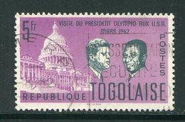 TOGO- Y&T N°368- Oblitéré - Togo (1960-...)
