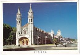 Lisboa - Mosteiro Dos Jerónimos - Visite O 'Museu De Marinha' - (Portugal) - Lisboa