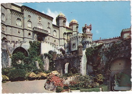 Sintra - Palacio Da Pena (entrada) - (Portugal) - Lisboa