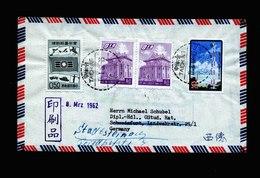 A6116) Taiwan China Brief 1962 N. Stadtsteinach / Germany - Briefe U. Dokumente