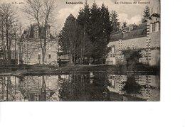 Longueville Le Château De Besnard - Autres Communes
