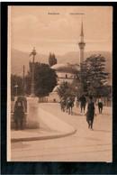 BOSNIA  Sarajevo Kaiserbrücke Ca 1920 OLD POSTCARD - Bosnia And Herzegovina