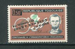 TOGO- Y&T N°406- Neuf Avec Charnière * - Togo (1960-...)
