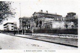 3890 - 44 - Saint-Nazaire - Ecole Saint Louis - 1 - Vue D'ensemble - Saint Nazaire
