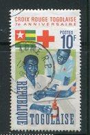 TOGO- Y&T N°486- Oblitéré - Togo (1960-...)