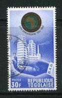 TOGO- Y&T N°615- Oblitéré - Togo (1960-...)