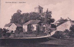 France 74, Saint Paul, Attelage (222) - France
