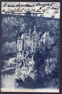 Houyet  Château Jaar 1911 - België