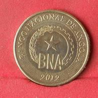 ANGOLA 1 KWANZA 2012 -    KM# 108 - (Nº28365) - Angola