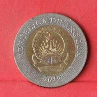 ANGOLA 10 KWANZA 2012 -    KM# 110 - (Nº28366) - Angola