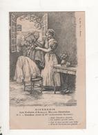 Achille Millien Poesies Claudine N°5 - Illustratori & Fotografie