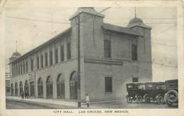 LAS CRUCES - City Hall. - Etats-Unis