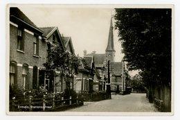 D028 - Ermelo - Stationsstraat - Met Kerk - Uitg WEHA 32 - 1932 - Ermelo