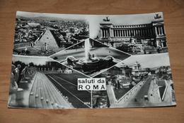 8876-   SALUTI DA ROMA - Ponts