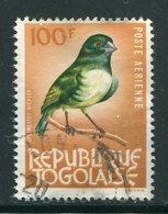 TOGO- P.A Y&T N°40- Oblitéré (oiseaux) - Togo (1960-...)