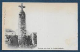 CUBAS - Lanterne Des Morts - France