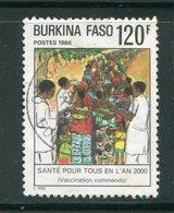 BURKINA- Y&T N°699- Oblitéré - Burkina Faso (1984-...)