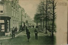 Den Haag ( 's Gravenhage) Z. O. Binnensingel Ca 1900 Zeldzaam - Den Haag ('s-Gravenhage)