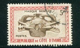 COTE D'IVOIRE- Y&T N°185- Oblitéré - Côte D'Ivoire (1960-...)