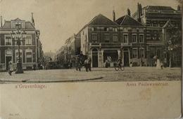 Den Haag ( 's Gravenhage) Anna Paulownastraat 190? Zeldzaam - Den Haag ('s-Gravenhage)