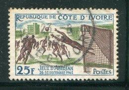 COTE D'IVOIRE- Y&T N°203- Oblitéré - Côte D'Ivoire (1960-...)