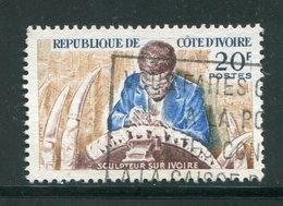 COTE D'IVOIRE- Y&T N°232- Oblitéré - Côte D'Ivoire (1960-...)