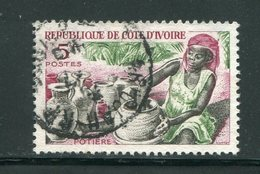 COTE D'IVOIRE- Y&T N°230- Oblitéré - Côte D'Ivoire (1960-...)