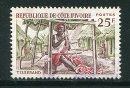 COTE D'IVOIRE- Y&T N°233- Oblitéré - Côte D'Ivoire (1960-...)