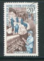 COTE D'IVOIRE- Y&T N°272- Oblitéré - Côte D'Ivoire (1960-...)